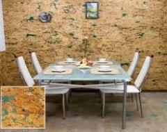 Коркове покриття для стін