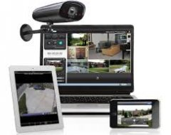 Система відеоспостереження для будинку
