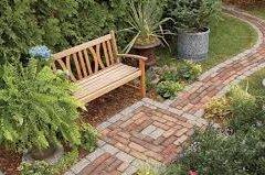 Догляд за садовими доріжками та територіями