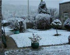 Догляд за садом взимку