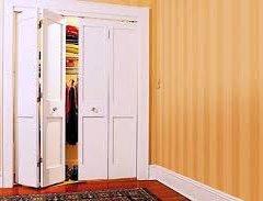 Складні міжкімнатні двері: гармошка і книжка