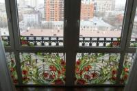 Французское остекление балконов и лоджий