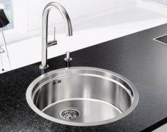 Як правильно встановити врізну мийку на кухні