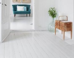 Чи практична світла підлога в інтер'єрі?