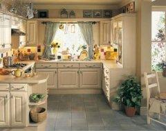 Як прикрасити кухню дачними заготовками