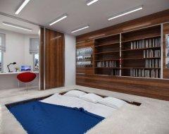 Холостяк-Хаус: проект дизайну інтер'єру квартири 100 кв. м