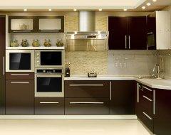 Яким повинен бути дизайн сучасної кухні?