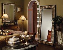 Красота и роскошь декоративных зеркал