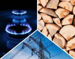 Сравнение твердотопливных котлов с альтернативными видами отопления.
