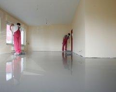 Суміші для стяжки підлоги