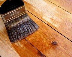 Антисептування деревини
