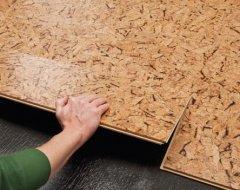 Коркове покриття підлоги — усі за та проти