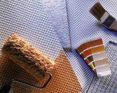 Застосування склошпалер в інтер'єрі Вашого дому