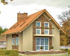 Варіанти дахів будинків + фото та відео
