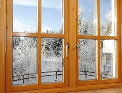 Утеплення дерев'яних вікон за шведською технологією