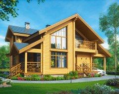 Каркасные дома – востребованный и доступный вид строительства.