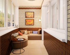 Балкон: ремонт, обустройство и практичность