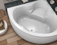 Акриловые угловые ванны - преимущества и недостатки