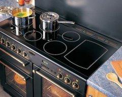 Особенности плит на кухню